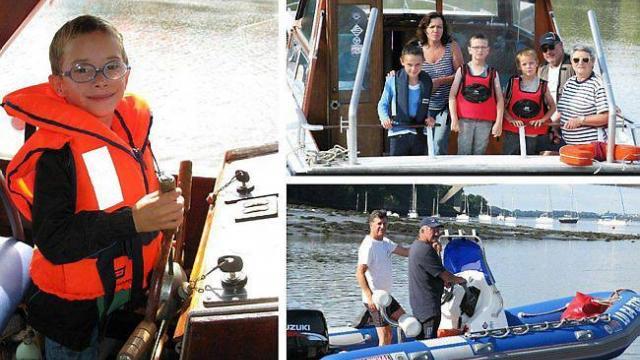 Sortie en mer avec les p cheurs plaisanciers association - Quand tailler les pechers ...